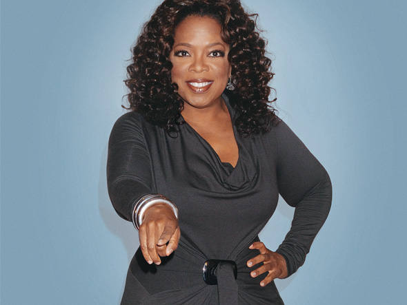 Oprah Winfrey  Image from Webmaster Abril via Flickr/CreativeCommons.