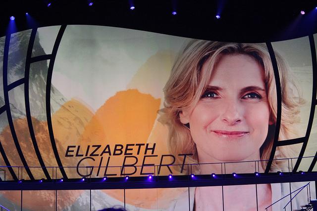Elizabeth Gilbert  Photo by Sonya Boatwright