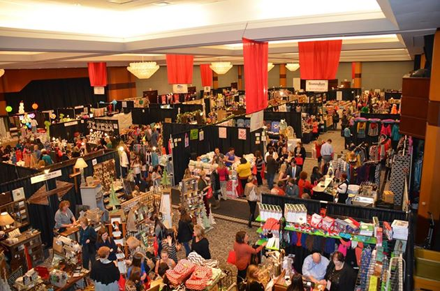 More than 90 vendors will be at this year's Market Noel.